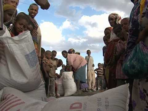 Ethiopia food insecurity 2010 (interview)