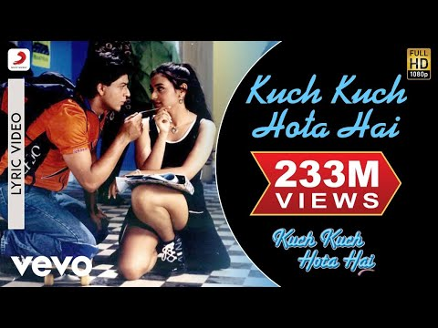 Kuch Kuch Hota Hai Music - Title Track | Shah Rukh Khan | Kajol |Rani Mukherjee