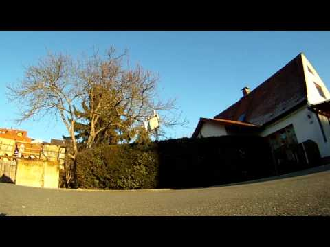 longboard action movie EP5 Marloffstein Wohngebiet