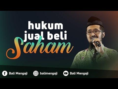 Video Singkat: Hukum Jual Beli Saham - Ustadz Dr. Muhammad Arifin Badri, MA