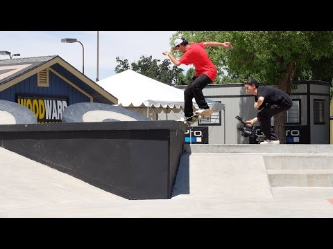 Woodward Bound and Down | Chico Brenes, JP Souza, & Daniel Espinoza