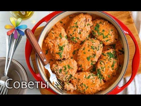 Ленивые голубцы со сметаной: рецепт кулинарного эксперта Аллы Ковальчук!