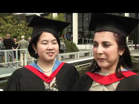 The Manchester College - Graduation Ceremony 2011
