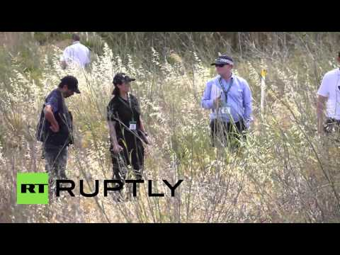 Portugal: British police search Algarve scrubland for Madeleine McCann