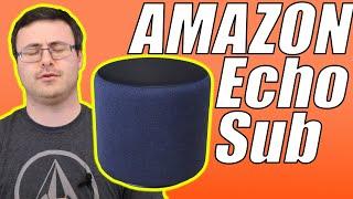 Is The Amazon Echo Sub Worth It?