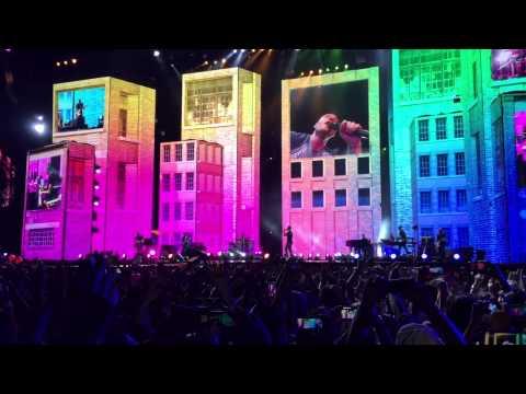 Tiziano Ferro live a Roma canta Incanto - TZN LO STADIO TOUR 2015 (Stadio Olimpico)