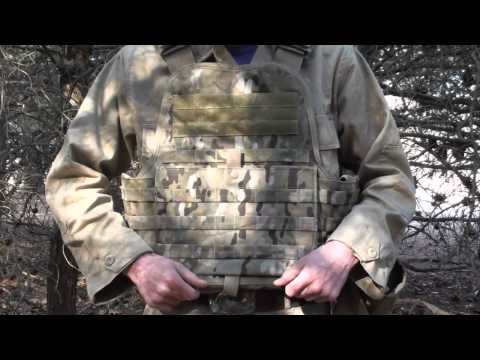 Condor Modular Operator Plate Carrier (MultiCam) Review