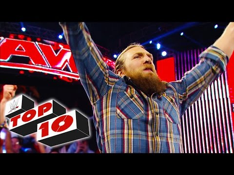 Top 10 Wwe Raw Moments: December 29, 2014 video