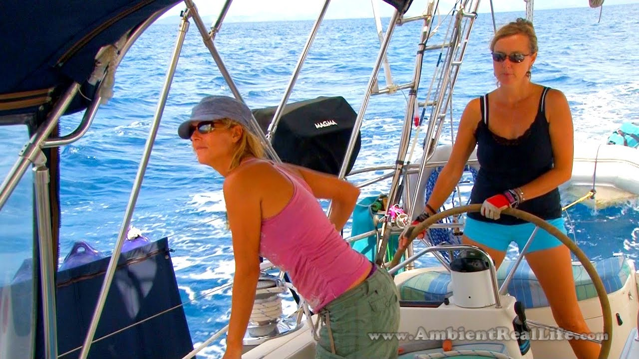 4 girls boating and flashing around south padre island on my - 1 part 9