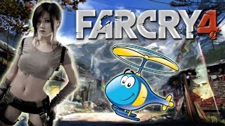 Far Cry 4 Совместная игра #1