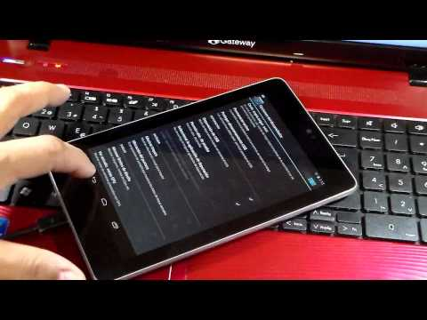 [Update] Google Nexus 7: Unlock Bootloader. Root & Flash CWM. libera tu Nexus! (Español Mx)