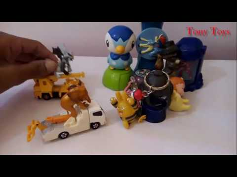 Disney Toys Cars | Toys| Trucks for Children | Videos for Kids | Construction Vehicles Toys for Kids