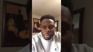 """Leadership is a Lifestyle Vlog #39: """"Commitment + Daily Habits = 2019 SUCCESS!!""""- Jernavis Draughn"""