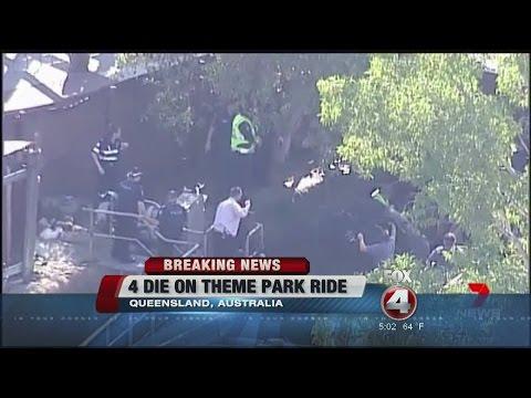Theme Park Accident Kills 4 People