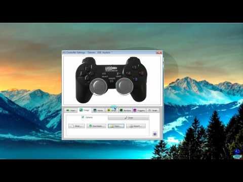 Usar Gamepad (control) en todos los Juegos de Computadora - Tutorial