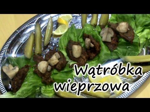 Wątróbka Wieprzowa | Smaczne-przepisy.pl