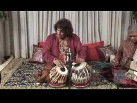 An Unforgettable Evening With Ustad Tari Khan - Tabla video