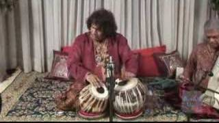 An Unforgettable Evening with Ustad Tari Khan - Tabla