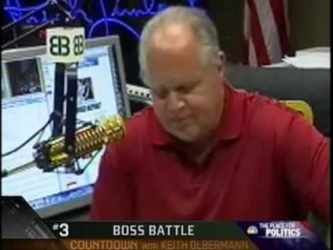 Rush Limbaugh gets a call from CHRIS ROCK !!