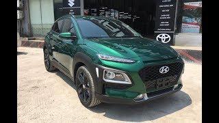Xe Hyundai Kona màu sơn độc xuất hiện tại Việt Nam_Xe 360