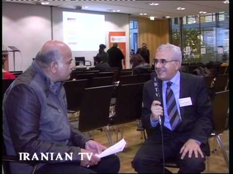 IRANIAN TV  13.11.2011 Interview Mit Fereydoun Khavand /Nachrichten+Local News