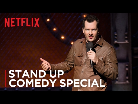 Jim Jefferies: Bare - Texting a Rugby Player - Netflix [HD]