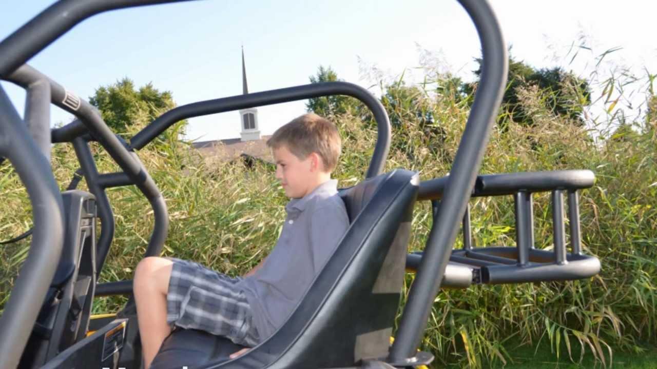 Utv Rear Seat Kit Utv-rear Seat Roll-cage