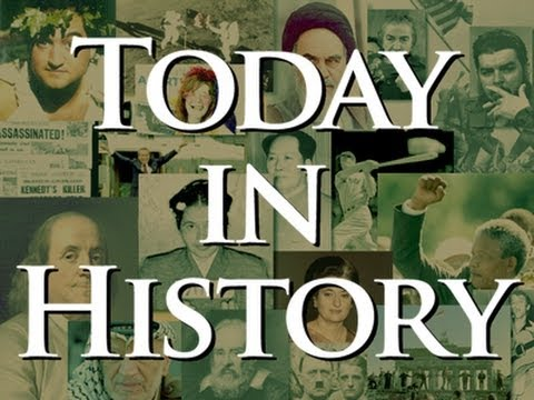 Today in History for August 1st klip izle
