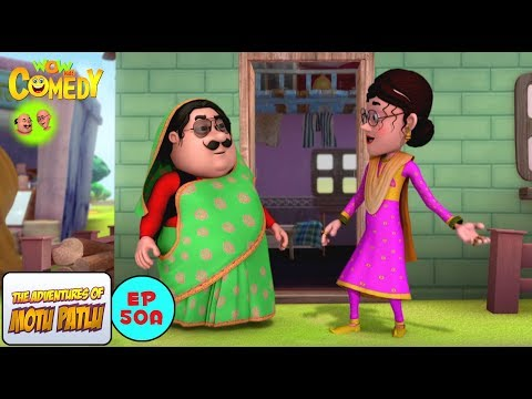 Third Eye - Motu Patlu in Hindi - 3D Animated cartoon series for kids  - As on Nickelodeon thumbnail