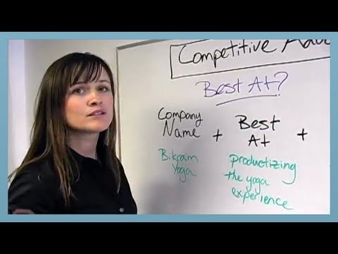 How to Develop Competitive Advantage