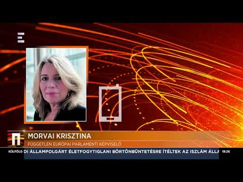 Juncker úr, nem hagyjuk zsarolni magunkat! - Morvai Krisztina - ECHO TV
