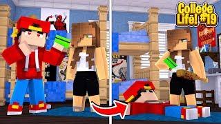 Minecraft College Life - ROPO'S TEACHER GIRLFRIENDBETRAYED HIM!!