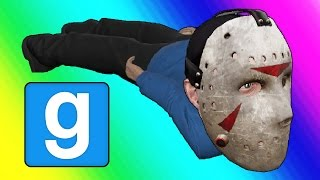 Gmod Hide and Seek - Snake Edition! (Garry