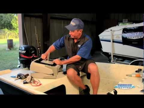 How to Install a Fishing Chair
