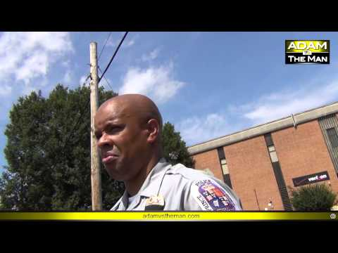 Prince George's County PD undercover cops in public