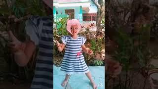Zara b612 baby shark.. lg liburan di Indramayu(gantar)