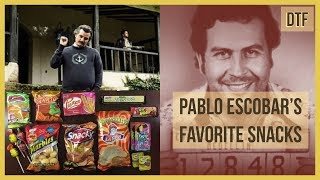 COLUMBIAN SNACK TASTE TEST! FIRST SNACK CRATE!!!