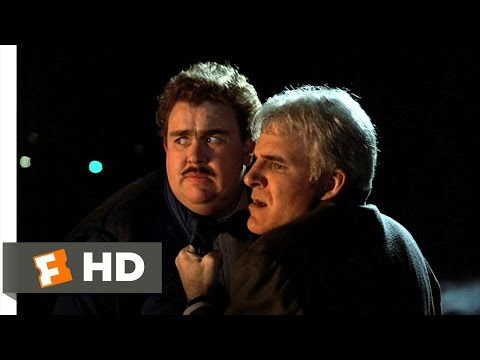 Planes, Trains & Automobiles (4/10) Movie CLIP - Burning Car (1987) HD