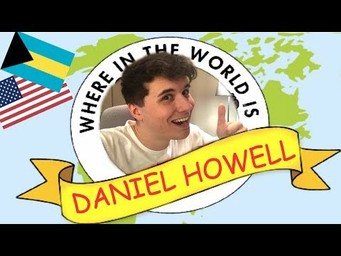 Where In The World Is Daniel Howell?