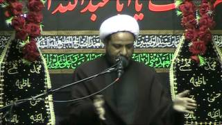 08 - Night of 8th Muharram 1436 by Molana Amjid Jaffri
