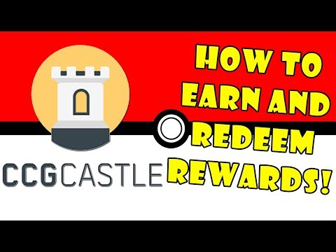 How To Earn Store Credit Rewards with CCGCastle.com!