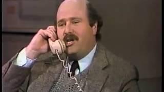 Rob Reiner (& Albert Brooks) on Late Night, February 28, 1985