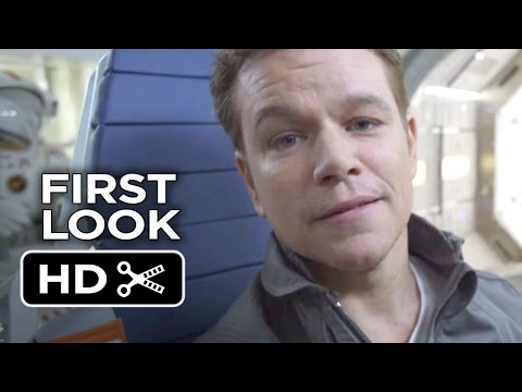 The Martian First Look - Ares 3 Farewell (2015) - Matt Damon, Jessica Chastain Movie HD