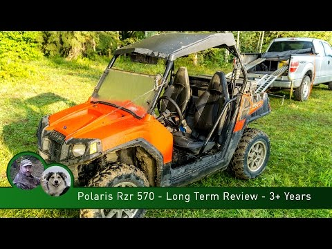 Polaris Rzr 570 - Long Term Review - 3 Years +