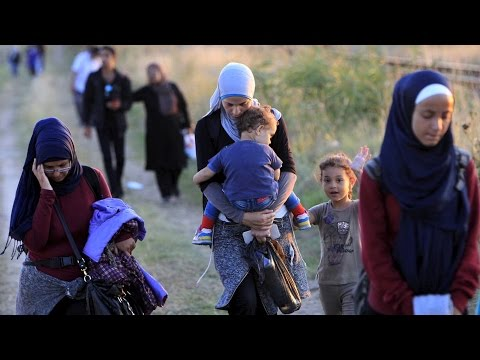Kenneth Roth of Human Rights Watch on Refugee Crisis