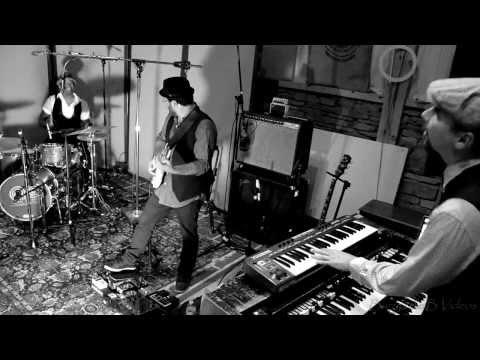 Alan Evans Trio - Woodstock Sessions - Cosmic Hazel Dust @ Applehead Recording Studio 8-24-13 #2