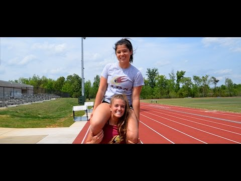 Elon Track and Field | Freshman Focus: Nicole and Ellie