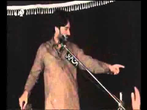 Zakir Waseem Abbas Baloch 18 October 2014 Shahadat Ali Akber As Narowali Gujrat video