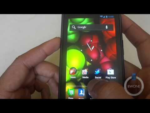 Motorola DROID RAZR Android 4.0 ICS Update Review - BWOne.com
