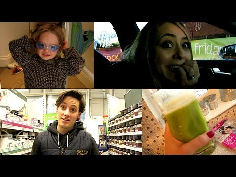 Weekend Vlog: DIY, Green Juice & A Hen Do!
